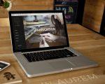 Site internet In Aurem