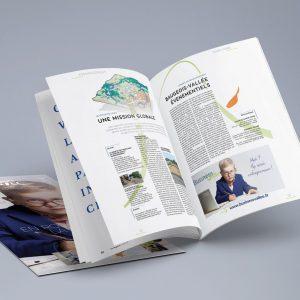 Magazine Communauté de communes Baugeois-Vallée