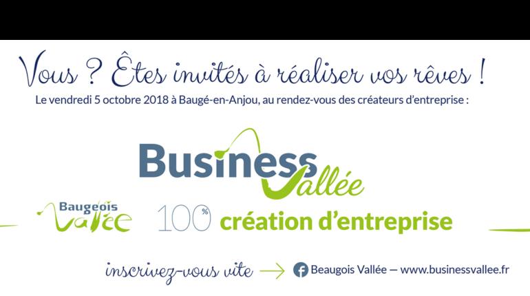 Invitation Business Vallée