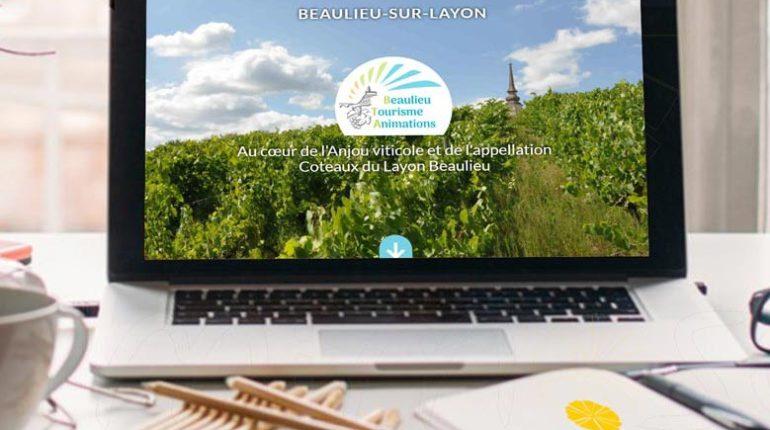 Site de Beaulieu Layon Tourisme