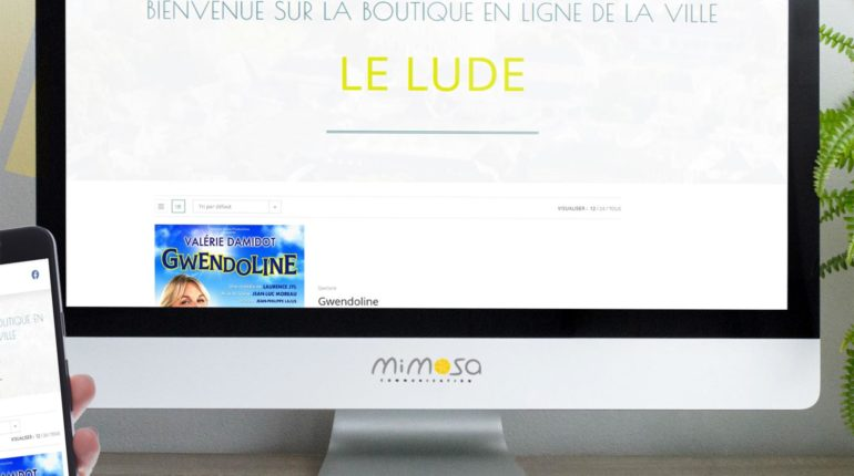 Ebilletterie Ville Le Lude