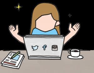 4 outils GRATUITS pour créer des contenus sur vos réseaux sociaux