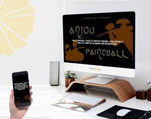 anjou paintball